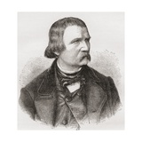 Wilhelm Von Kaulbach, 1805-1874. German Artist, Muralist and Book Illustrator. from Nuestro…