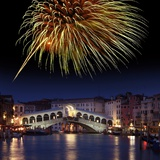 Buy Fireworks Display, Venice at AllPosters.com
