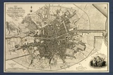 Buy Map of the City of Dublin, 1797 at AllPosters.com
