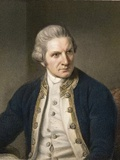 1775 Captain James Cook Explorer