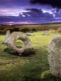 Men-an-tol Standing Stones
