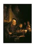 The Schoolmaster, 1645
