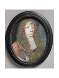 Portrait Miniature of John Wilmot, 2nd Earl of Rochester, C.1660-5