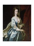 Letitia Townshend, Countess of Exeter (Wife of the 9th Earl)