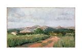 Provencal Landscape, 1869