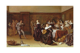 Dancing Party, 17th Century