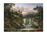 The Falls of Tummel, 1820