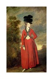 Lady Worsley, C.1775-79