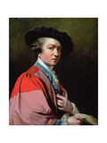 Portrait of Sir Joshua Reynolds Pra (1723-1792)