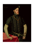 King Philip II of Spain, 1549-55