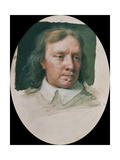 Miniature of Oliver Cromwell (Unfinished)