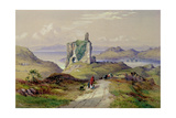 Tarbert Castle, Loch Fyne