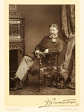 Sir Francesco Paolo Tosti (1847-1916), Song Composer, Portrait Photograph