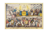 The End of the Lottery, 1826