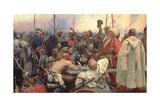 Zaporozhye Cossacks, 1880-91