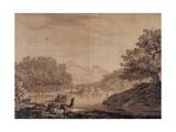 Italian Landscape, 1766