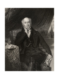 Sir Charles Mansfield Clarke, Engraved by J. Cochran, from 'The National Portrait Gallery, Volume…