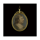 Profile Portrait of Oliver Cromwell, C.1653