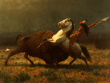 The Last of the Buffalo, C.1888