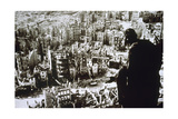 World War II. Dresden Destroyed by Bombing