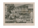 The Opening of the Great Exhibition by Her Most Gracious Majesty, Queen Victoria, 1 May 1851