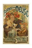 Buy Meuse Beer; Bieres De La Meuse, 1897 at AllPosters.com