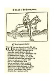 From the Second Edition of Chaucer