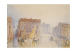 Buy Venice: the Accademia, 1840 at AllPosters.com