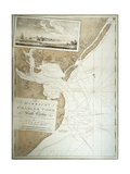 The Harbour of Charlestown [Charleston] in South Carolina, 1780