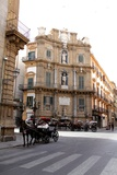 Buy The Quattro Canti Crossroads in Palermo, Sicily at AllPosters.com