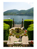 Buy Fountain in the park of Villa Carlotta, Tremezzo, Lake Como, Lombardy, Italy at AllPosters.com