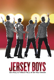 Jersey Boys Broadway Poster