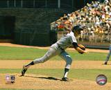 Phil Niekro - Pitching Action Photo