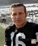George Blanda - Close up