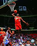 Dominique Wilkins 1993 Action Photo