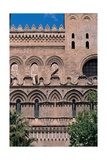 Buy Cathedral of the Assunta, exterior, 1179-1185. Palermo, Italy at AllPosters.com