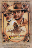 Indiana Jones and the Last Crusade - Harrison Ford Sean Connery Movie Poster