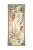 Buy The Seasons: Winter, 1900 at AllPosters.com