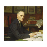 Sir Francis Eden Lacey (1859-1946) as Secretary of the Mcc, 1928