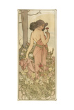 Buy The Flowers: Carnation, 1898 at AllPosters.com