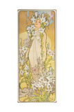 Buy The Flowers: Lily, 1898 at AllPosters.com