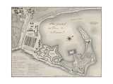Buy Port Of Messina Plan, Italy at AllPosters.com