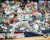 Cleveland Indians - Rafael Perez Photo