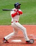 Cleveland Indians - Michael Bourn Photo