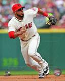 Cleveland Indians - Mike Aviles Photo