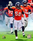 Denver Broncos - Von Miller Photo Von Miller 2012 Action Von Miller 2016 Action DeMarcus Ware & Von Miller 2014 Action NFL Von Miller 2012 Action The Exorcist Denver Broncos - Von Miller Photo Von Miller 2013 Portrait Plus The Exorcist Denver Broncos 2012 Team Composite The Exorcist NFL- Von Miller von+miller