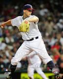 Cleveland Indians - Justin Masterson Photo