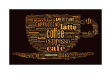 Buy Poster For Decorate Cafe Or Coffee Shop at AllPosters.com