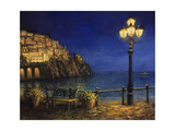 Buy Summer Evening In Amalfi at AllPosters.com