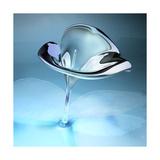 3D Glass Flower